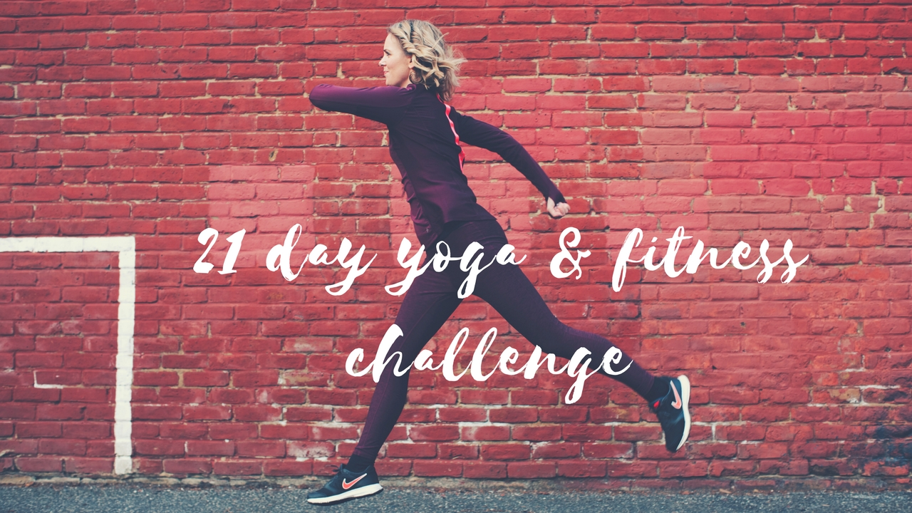 21 day challenge