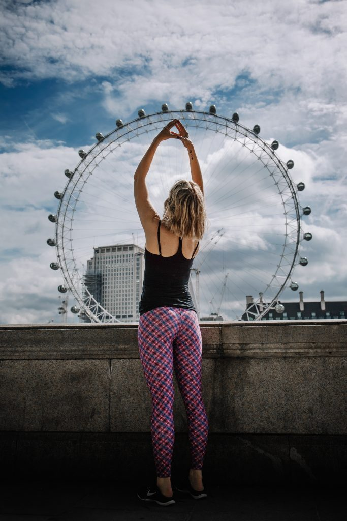 hakini mudra london eye